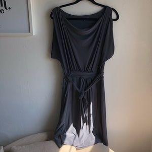 Cassis Cold Shoulder Dress